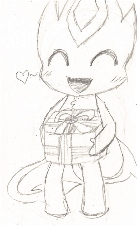 Holiday Gift Cards 2014 - da holiday cards 2014 47 chimera s gift by starriichan on deviantart