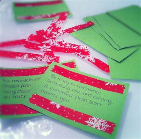 how to make a chrismas card how to make fortune cards she makes magic