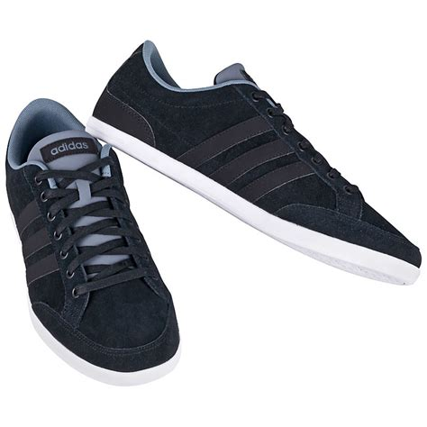 Adidas S Caflaire Sneakers adidas caflaire low leather s sneakers shoes black