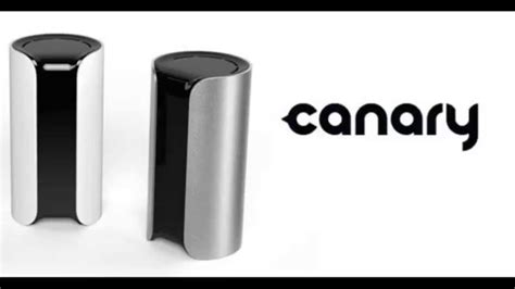 canary an intelligent home security solution