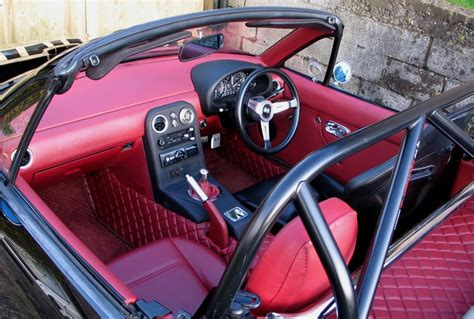 Na Miata Interior by Na Mazda Miata Custom Interior Mazda Miata Roadsters