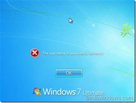 windows vista password reset disk error how to use password reset disk in windows 7