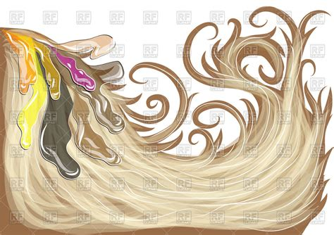 long hair free vector art 1906 free downloads long hair and various hair dye royalty free vector clip