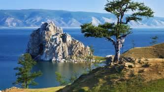 Impressive lake baikal russian gets ready