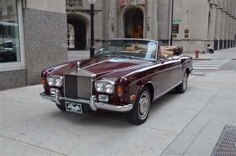 rolls royce corniche 1972 1972 rolls royce corniche stock 13931 for sale near