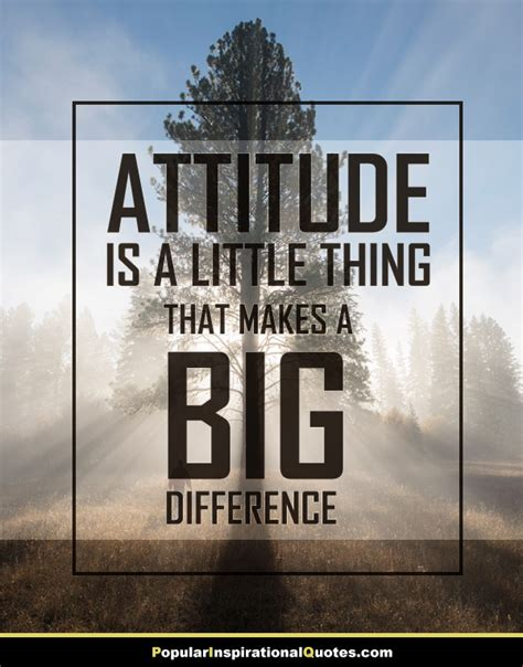 Inspirational Attitude Quotes With Images | Popular ...