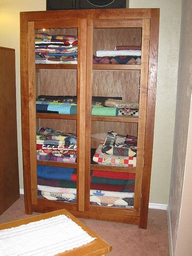 Quilt Cabinets by Photo