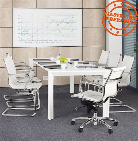 mat駻iel de bureau professionnel table design mamat blanche mate table 224 manger extensible