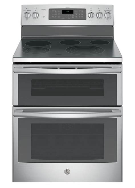 home depot appliance protection plan elegant equator ge profile 30 in 6 6 cu ft double oven electric range