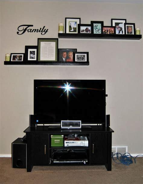 Decorating Ideas Above Tv 1000 Ideas About Shelf Above Tv On Ikea