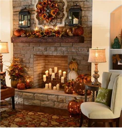 Fireplace Decorations For Fall by Best 25 Fall Fireplace Decor Ideas On Fall