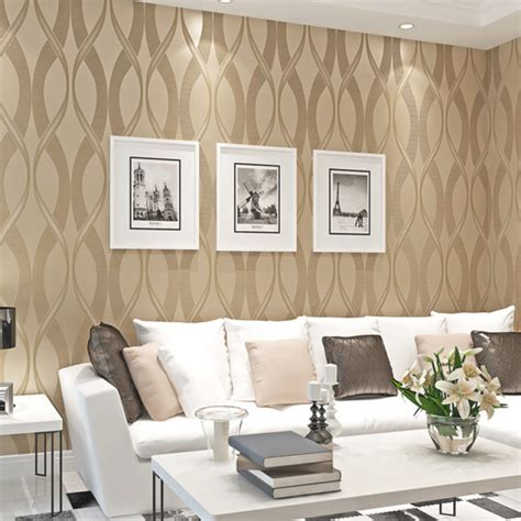 Moderne Tapeten Wohnzimmer by Tapete Wohnzimmer Beige Olegoff
