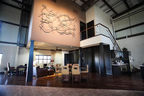 Suite Home Hangar Design Prezzo Suite For Airplane Hangar Modern Living Room