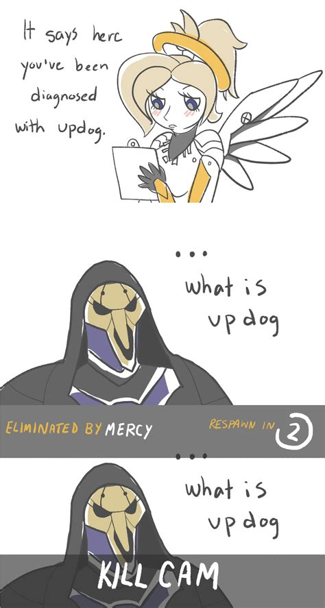 Funny Comic Memes - what is updog overwatch know your meme