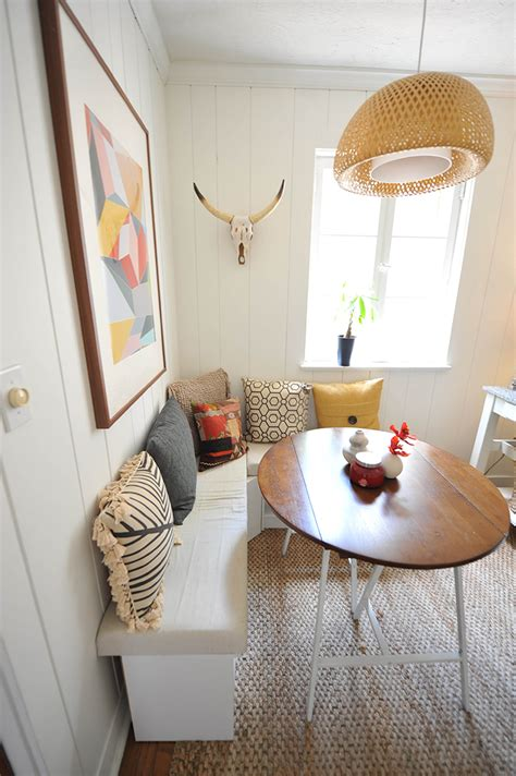 diy breakfast nook a new bloom diy and craft projects home interiors