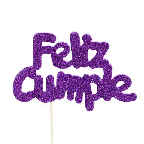 imagenes para cumpleaños de violeta decoraci 243 n para tarta feliz cumple violeta my karamelli