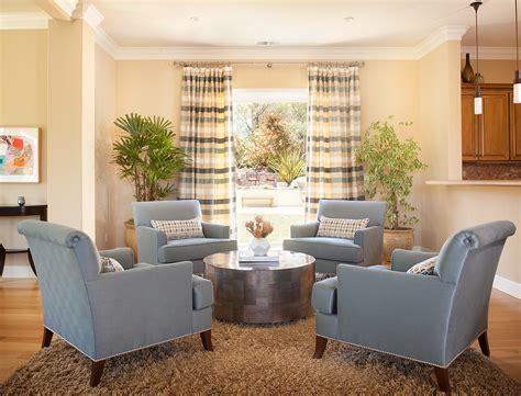 coddington design coddington design with tan roman shades living room