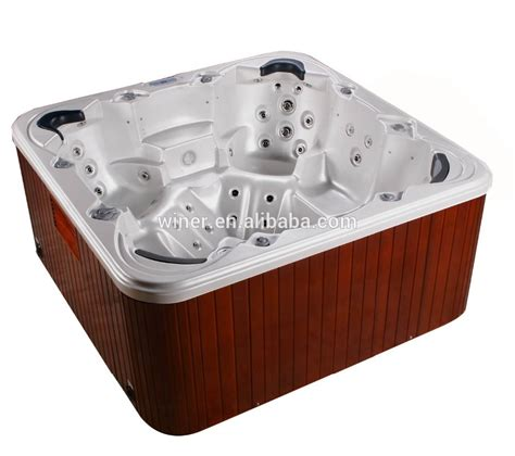 cheap jacuzzi bathtubs musical freestanding outdoor massage jet whirlpool hot