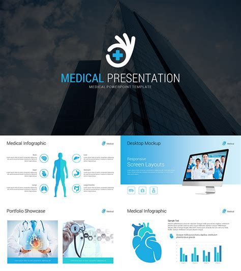21 Medical Powerpoint Templates For Amazing Health Presentations Template Presentation Powerpoint