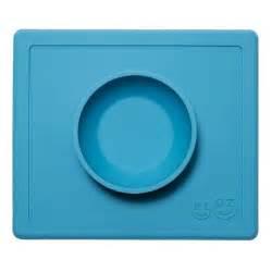 Ezpz Happy Bowl In Blue buy ezpz happy bowl blue at well ca free shipping 35