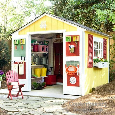 Painted Shed Ideas by Painted Shed Ideas