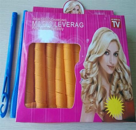 as seen on tv magic leverag curlers hair rollers set from - Hair Curlers As Seen On Tv