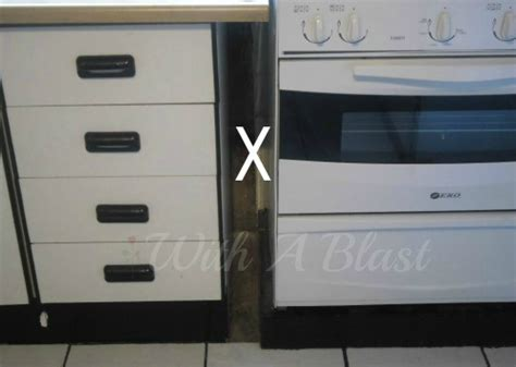 filling gaps between cabinets hometalk kitchen organizing with a blast s