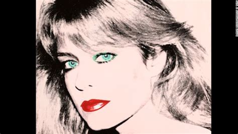 how was andy warhol when he died o neal andy warhol portrait of farrah fawcett is