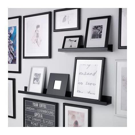 mosslanda picture ledge white 115 cm ikea pinterest the world s catalog of ideas