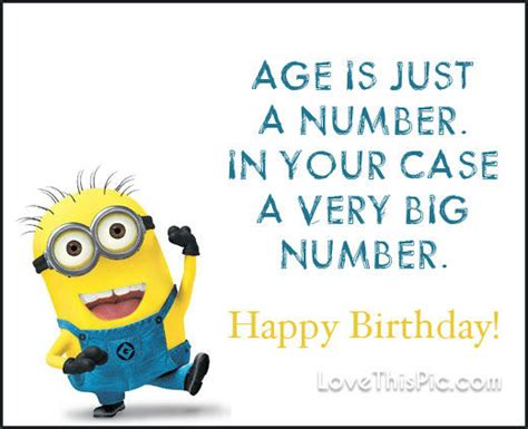 Age Is Just A Number Birthday Quotes Age Is Just A Number Happy Birthday Pictures Photos And