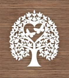paper cut tree template 698 best scan and cut projects images on