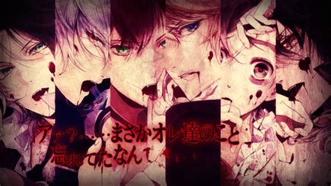 diabolik lover rejet diabolik more blood pv