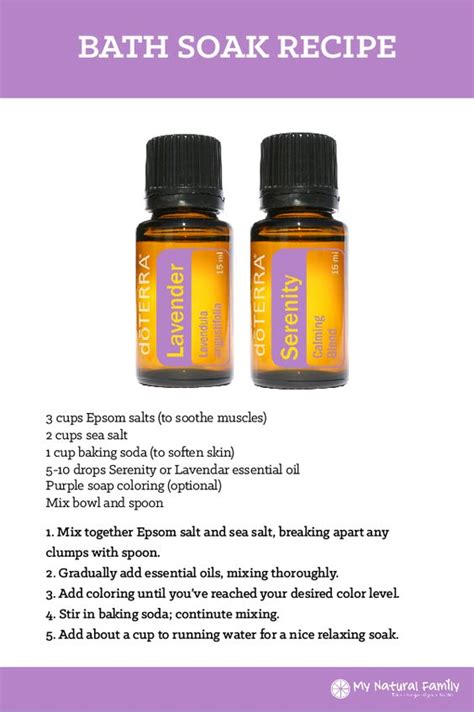 Doterra Detox Bath For Cold by The World S Catalog Of Ideas