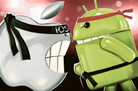 ios 7 vs android can ios 7 beat android? we ask the experts
