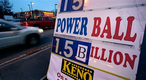 Power Bell Up the powerball prize up to 1 5 billion could grow us news