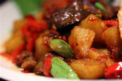 cara membuat kentang goreng untuk steak resep sambal goreng kentang resep masakan 4