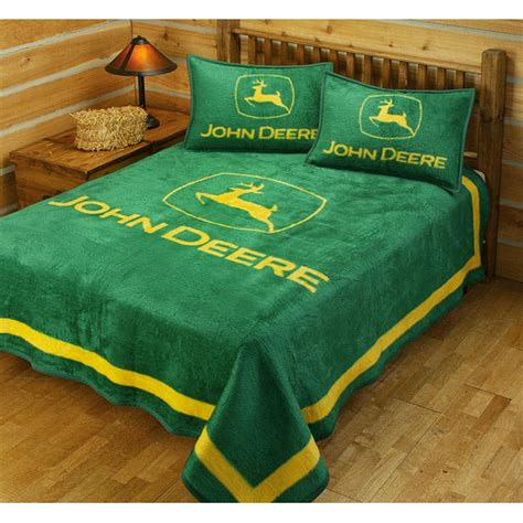 john deere bedding john deere 174 sheet set 78324 bedding accessories at sportsman s guide