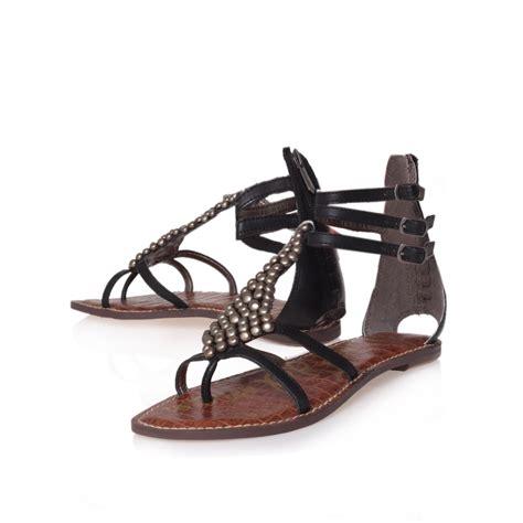 sam edelman shoes sam edelman sandals in black lyst