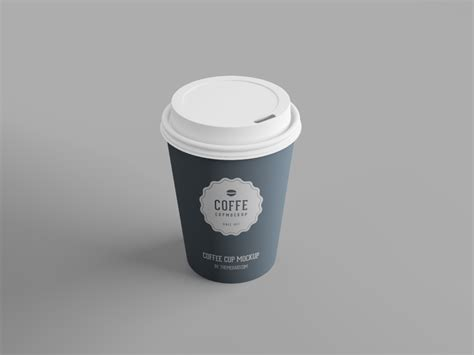 the cup coffee cup mockup theme raid