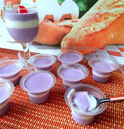 cara membuat puding nutrijell sederhana resep puding puyo lava sutra lembut aneka resep masakan