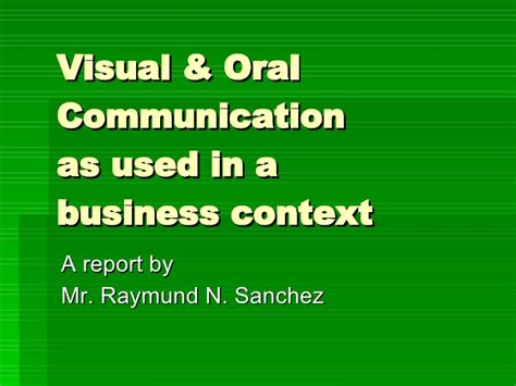visual communication and design context definition visual communication as used in a business context