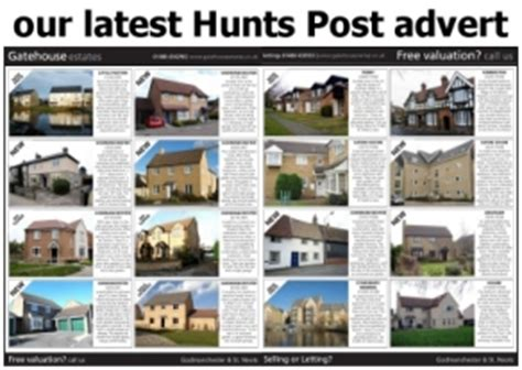 the times property section estate agents property for sale godmanchester st