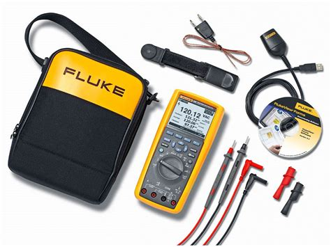 Multimeter Fluke 289 Fluke 289 Fvf Digital Multimeter Kit Tequipment Net
