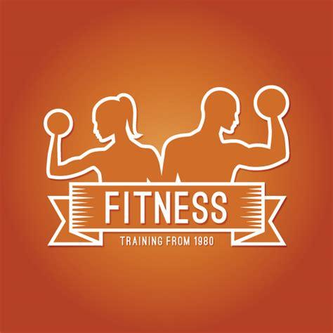 10 Fitness Logo Designs Psd Vector Eps Jpg Download Freecreatives Free Fitness Logo Templates