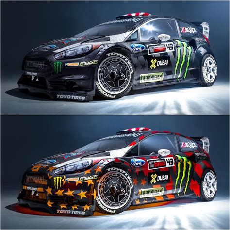 küchenblock ken block s gymkhana eight livery revealed