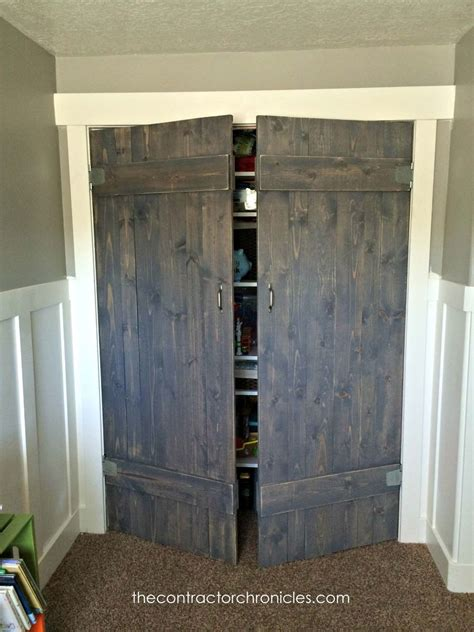 Closet Door Ideas Diy Hometalk Barn Wood Closet Doors