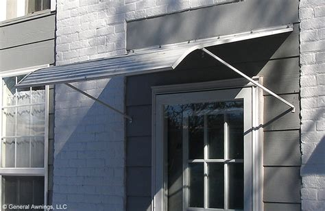 door awning canopy e400 economy window or door canopy
