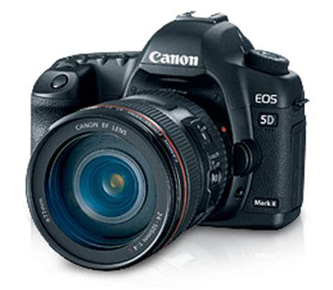 canon eos 5d mark ii | vfx camera database