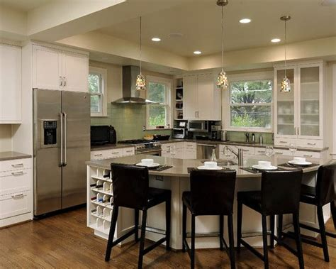 l shaped kitchen designs with island pictures best 25 curved kitchen island ideas on pinterest