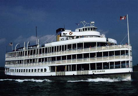 boblo boat boblo boat ste claire could be scrapped unless new dock